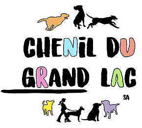 logo chenil du grand lac